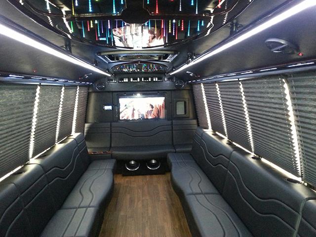 Luxury Coach 1 Interior