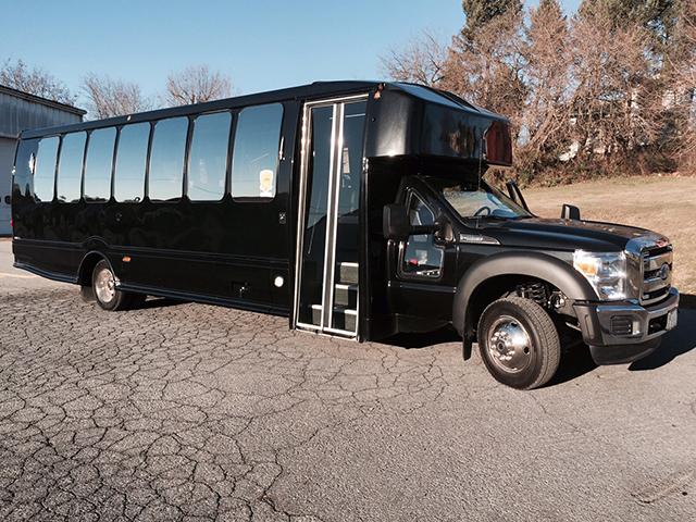 Luxury Coach 2 Exterior