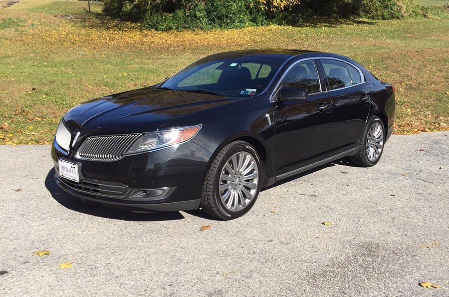 Lincoln MKS Sedans