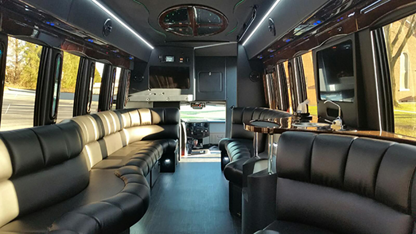 Luxury Coach 2 Interior